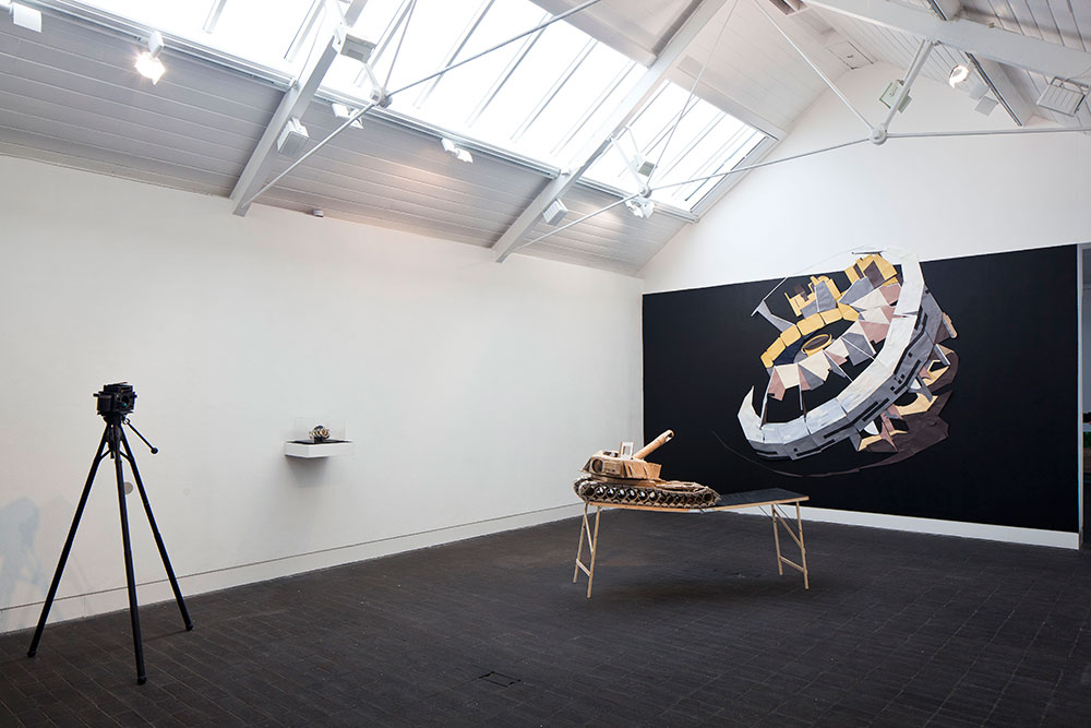 Installation View, Jerwood Painting Fellowships, Jerwood Space, 2011